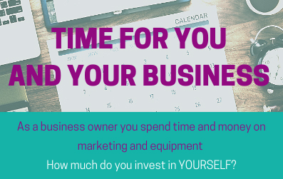 Time for you and your business